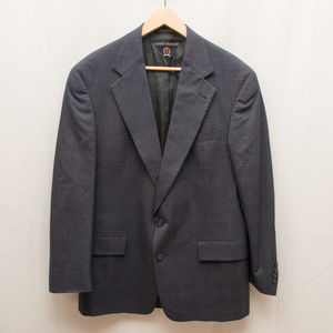 Tommy Hilfiger Blue Gray Sport Jacket